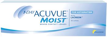 bed2b285772b4 Packshot du produit 1-DAY ACUVUE® MOIST for ASTIGMATISM